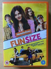 Victoria Justice Thomas Mann FUN SIZE ~ 2012 Nickelodeon Comedy | UK DVD