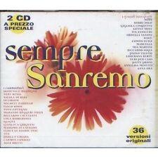 MINA BOBBY SOLO CINQUETTI FOGLI OXA SANREMO BOX 2 CD SIGILLATO