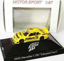 1:87 Mercedes-Benz classe C DTM 1994 Vitesse zak Par marché 14 Kurt Thiim herpa