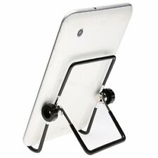 Foldable Metal Multi-angle Desktop Stand Holder For iPad 1 2 3 4 Mini Tablet PC