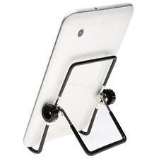 Foldable Metal Multi-angle Desktop Stand Holder For iPad 1 2 3 4 Mini Tablet PC