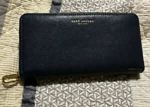 Marc Jacobs Perry Continental Wallet (blue)