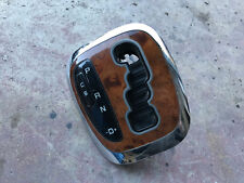 00-06 MERCEDES W215 CL500 CL55 AMG SHIFTER TRIM COVER FACTORY OEM