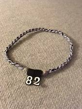 """Dallas Cowboys JASON WITTEN #82 Double Rope Team Necklace 22"""" FAST! FREE!"""
