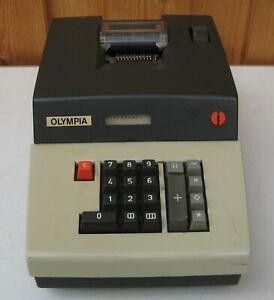 Olympia AE11 D1 / AE D1 Rechenmaschine / Rechner