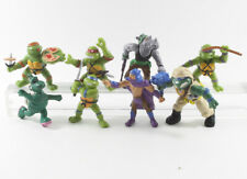 Ninja Turtles === 8 x Turtels Figuren Bully Bullyland und andere