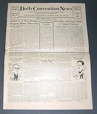1929 American Oil Burner Association Convention News Vesta-Mayflower NoKol Wayne