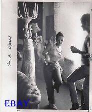 Barbara Parkins John Philip Law VINTAGE Photo candid circa 1968