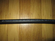 "3/8"" ID Type A1 Marine Fuel  Hose Line  MPI Premium 7840-A1  Sold   By The Foot"