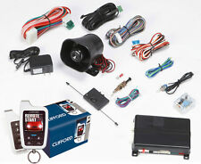 Clifford Responder HD ColorCode SST 2 Way Car Security and Remote Start 5904X