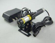 405nm 300mW Focusable Blue-Violet  Laser Dot Module  w/h Power Adapter & Bracket