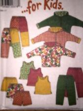 UNCUT Vintage New Look SEWING Pattern Jacket Top Shorts Pants 1/2 1 2 6649 OOP