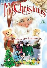 Mr Christmas (DVD, 2009) NEW AND SEALED