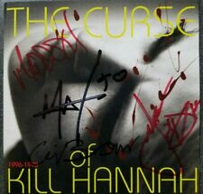 Kill Hannah ‎– Curse of Kill Hannah SIGNED
