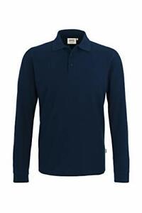Hakro Longsleeve-Poloshirt Shirt Arbeitskleidung Bekleidung Classic tinte Gr.XXL