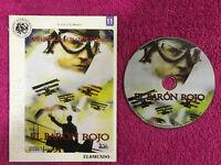 El Baron Rouge DVD John Phillip Law - Don Stroud Dg