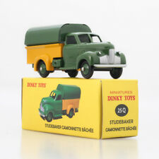 Atlas 1:43 DINKY TOYS ref.25Q camion STUDEBAKER baché CAR MODEL 1/43 COLLECTION