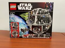 LEGO Star Wars Death Star 2008 (10188) New in Box Never Opened All Pieces