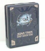 STAR TREK DEEP SPACE NINE Stagione 6 Completa n. 7 DVD Cofanetto Capsule Box