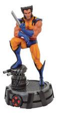 Figurines et statues jouets numérotés en comics, super-héros avec wolverine