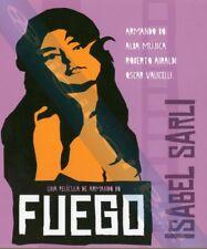 ISABEL SARLI - FUEGO - Sexy Hot Original  DVD