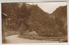 Wales postcard - Pass of Aberglaslyn - RP