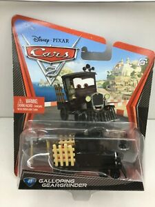 Disney Pixar Cars * Galloping Geargrinder * AMAZING** WOW ** 1:55