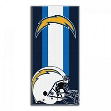 NFL Los Angeles Chargers Beach Towel 30x60