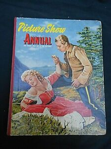 ** PICTURE SHOW ANNUAL1955 ** Unclipped FREE UK POSTAGE