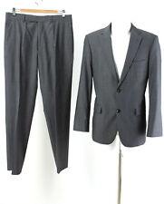 HUGO BOSS Anzug Gr. 48 / S 100% Wolle Sakko Hose Business Suit Jacket Pants