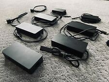 New listing 3 Microsoft Surface Dock 2 Stations w/ Chargers & 2 Surface 127w Power Supplies