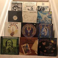 Grateful Dead Lot Of 12 Robert Hunter, Bob Weir, Seastones, Silver, Tarkio