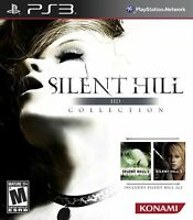Silent Hill HD Collection PS3 Playstation 3 Brand New