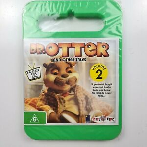 Dr Otter And Other Tales - Volume 2 - DVD - R4 PAL- New Sealed -TRACKED POSTAGE
