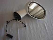 NOS OEM Dodge Challenger Power Electric Mirror 2009 - 2012 Right Stone White