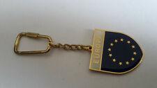 Alter Schlüsselanhänger Reisandenken EUROPA Reise Urlaub