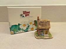 Lilliput Lane The Spinney, Collector's Club Piece 1993/94