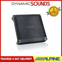 Alpine BBX-T600 BBX Power Class A/B Amp 2 Channel Car Amplifier 300W