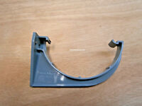 Brett Martin 112mm Half Round Fascia Bracket Support Clip BR43 Grey #22E76