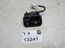 99 00 01 Infiniti Q45 power trunk deck lid release switch fuel door button Oem