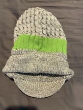 THE CHILDRENS PLACE WINTER SNOW HAT GRAY BEANIE SIZE SMALL 4-7 YRS BOYS / GIRLS