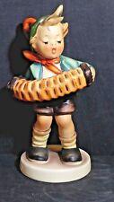 Hummel Figurine * ACCORDIAN BOY * TMK 5