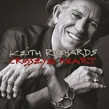 Crosseyed Heart [LP] by Keith Richards (Vinyl, Sep-2015, 2 Discs, Virgin EMI (Universal UK))