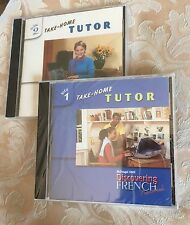 Discovering French Nouveau Take Home School CD ROM 2 CD French Language Beginner