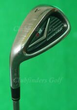LH TaylorMade R9 AW Approach Wedge Factory KBS 90 Steel Stiff
