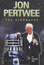 Jon Pertwee The Biography by Bernard Bale, Doctor Who, Worzel Gummidge, HC