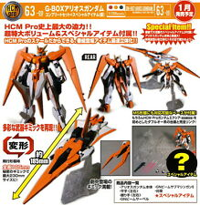 HCM Pro 63 G-Box Gundam Arios + GN Archer action Figure Bandai