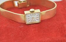 W310  18K  GOLD VINTAGE  LADY'S CARTIER.
