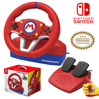 HORI - Volante Mario Kart Pro Mini (Nintendo Switch/PC)