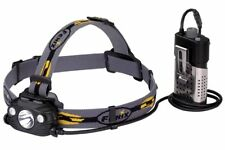 Fenix Hp30r LED Headlamp 1750 Lumen With 2 X 2600mah 18650 Batteries Black